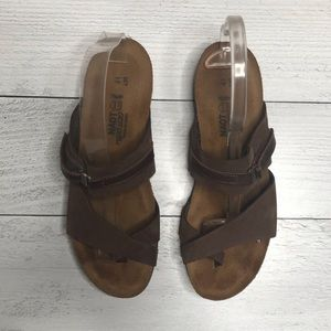 Naot Strappy Sandals